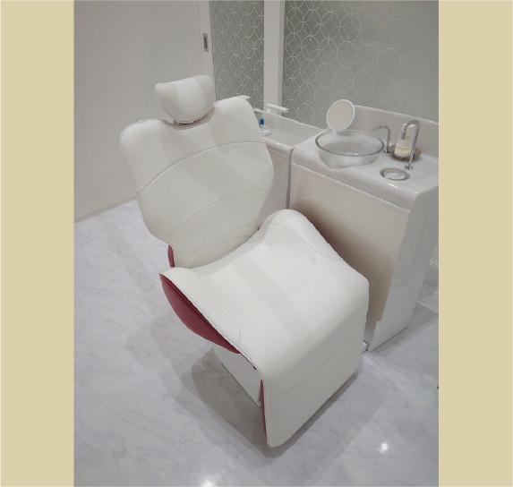 治療用の椅子